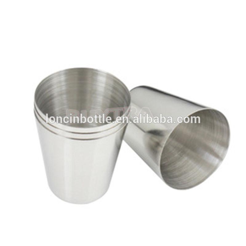 Stainless Steel Barware Stainless Steel Wine Shot Cup