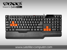 SATE- Multimedia Keyboard (AK-822)