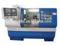 Precisão cnc torno de bancada para a máquina de processamento de metal da máquina ck6136a-1