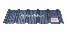 building construction material skylight transparent glass roof tile with CE certificate