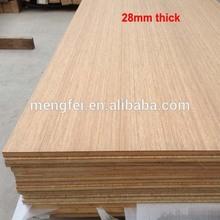 28mm bamboo panel