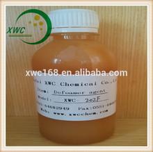 Defoamer Anti foaming agent XWC-202F/6812 for diesel oil/diesel fuel