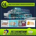 reciclar el papel de la bandeja del huevo que hace la maquinaria de la línea de producción para la venta