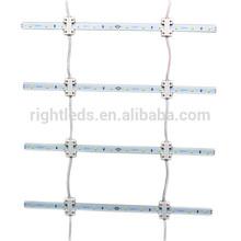New arrive! easy installation!2014 latest new design aluminum 5v 5050 led strip ip68