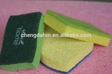 2014 Top Seller Natural Cellulose Sponge Manufacturer office clean wipe