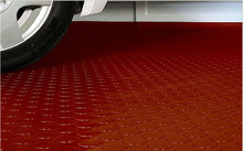 PVC coin garage anti-slip floor mat