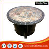 Outdoor FirePlace Fire Pit Heater Back Yard Propane Gas Patio Table Furniture