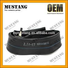 La mejor calidad y precio barato de la motocicleta de piezas pequeñas de tubos neumáticos