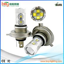 High quality LED H4 60W H4 LED Lamp led 60w h4 headlight cree