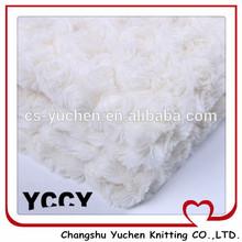 wholesale plush PV fleece tricot