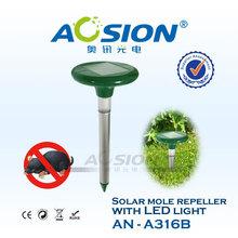 eco-friendly solar rat trap with led light