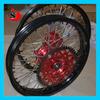 CR250 CRF450 CR125 Motorcycle Road Racing Motorbike Wheel Set
