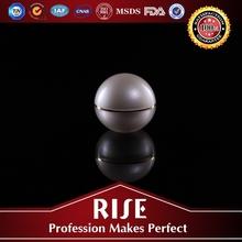 100g acrylic lip balm ball container