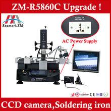 Zhuomao BGA rework station ZM-R5860c remove BGA repair laptop xbox360 soldering machine welding equipment