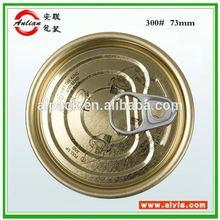 Halal Canned Food tin lid