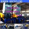 full automatic pe pp pet plastic crusher machine prices