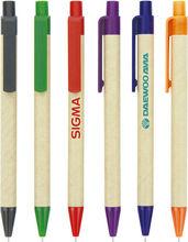 eco smart pen economic plastic ball penBP-2592
