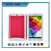 mtk8312 3g tablet pc with phone call/LUCKY8 branded tablet pc 3g sim card slot/7 inch fastest android tablet build in 3g