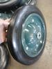 13x3 solid rubber wheels for construction duty wheel barrow( SR 13X3 )