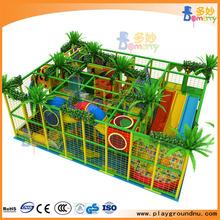 2014 exportação personalizado pequeno crianças interior macio equipamento de jogo