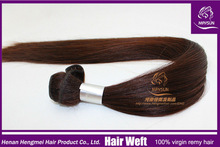 Wholesale Pure Brazilian Remy Virgin Human Hair Weft Fashion Color Fast Shipping