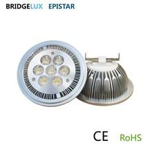 7w led lamp ar111 g53 high power