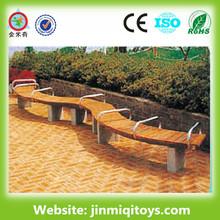 JMQ-P185J Hot selling ! Garden bench chair From Guangzhou
