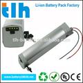 Nuevo tipo de batería eléctrica bicicleta paquete/de litio akku 36v 9ah