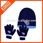 Gloves and headband set