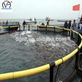 Pead aquicultura piscicultura gaiola para a carcinicultura/peixes gaiola gaiola