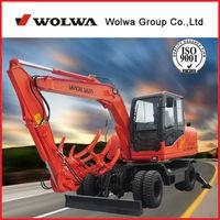 wolwa DLS890-9A wheel cane wood loader