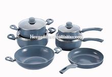 6pcs ceramic cookware set&Kitchenware set
