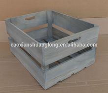 antique cheap wooden crates