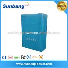 rechargeable lifepo4 solar battery 12v 1000ah for solar system/ LED light / e bike
