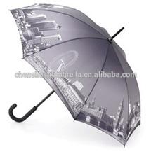 Fashion Style Logo Printed Top Quality Umbrella