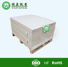 wholesale 2mm Gray board Laminated paper board arch file