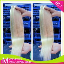 40 inch good feedback blonde hair extensions