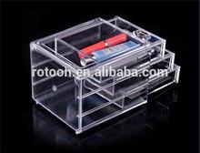 lipstick storage box cosmetic storage organizer food plastic container