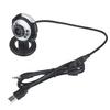 5.0 Mega USB 6 LED Webcam PC Mini Camera PC Camera USB 2.0 5.0 Mega Pixels Laptop New