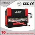 Nosso chefe de nomear o fornecedor para wc67y 250t/4000mm ferro máquina de dobra
