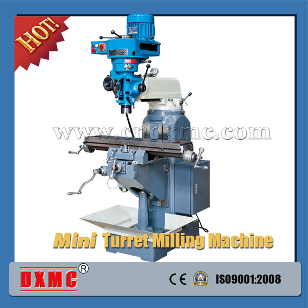 Small Vertical Mill Vertical Milling Machine