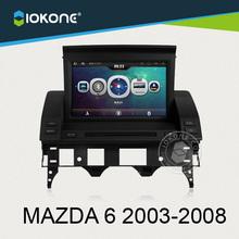 "OEM 7"" in dash car DVD Multimedia player GPS navigation for Old MAZDA 6 2003-2008"