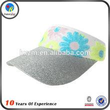 floral wholesale sun visor cap