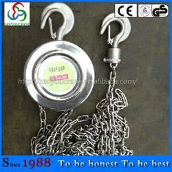 Lifting chain hoist Stainless steel chain block
