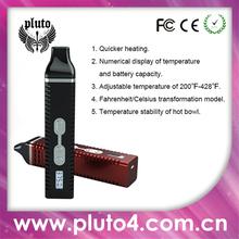 Pluto 100% original dry herb vaporizer Titan 2 , Hebe vaporizer wholesale