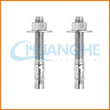 China supplier high quality hook bolt sleeve anchor