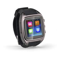 watch phone dual sim 3g 5.0MP camera, GPS, 3G and WIFI
