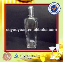 700 ml hot sale wholesale vodka infusion bottles