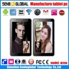 Best selling android 9 inch tablet tablet 4g gps wifi tablet pc with phone function