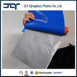 Factory Price for waterproof uv protection fire retardant pe tarpaulin